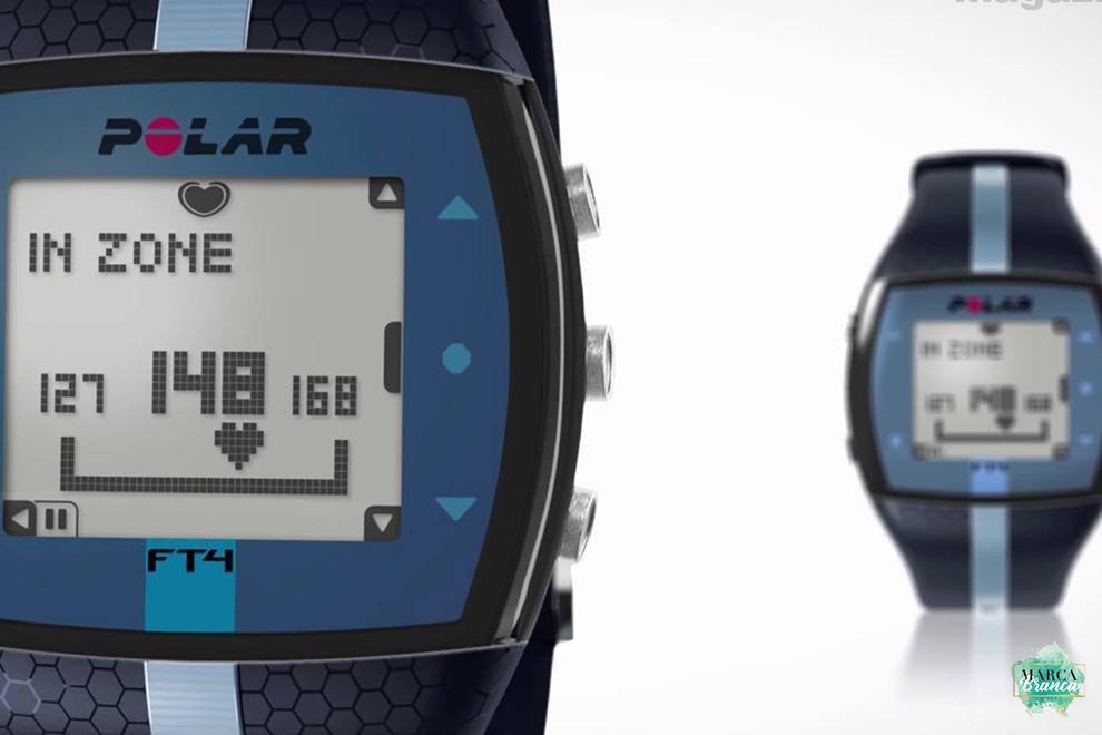 relógio polar