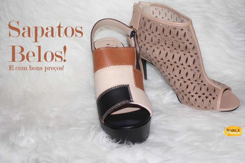 sapatos baratinhos