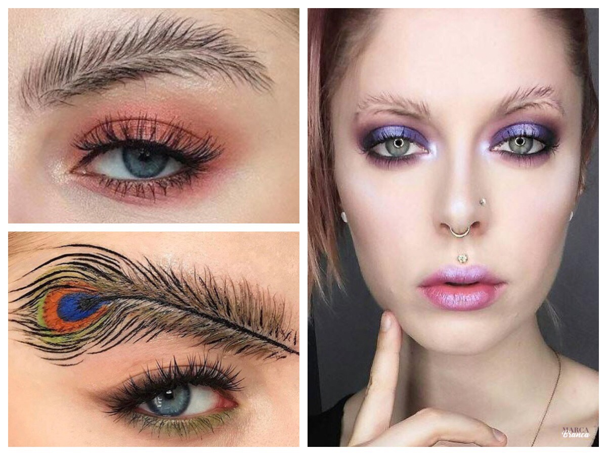 insta eyebrow