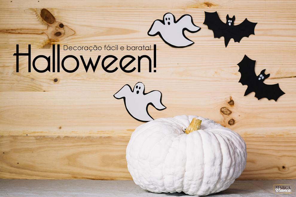 decorações de halloween