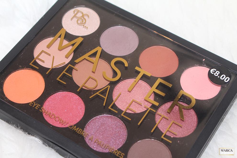 Master Eye Palette