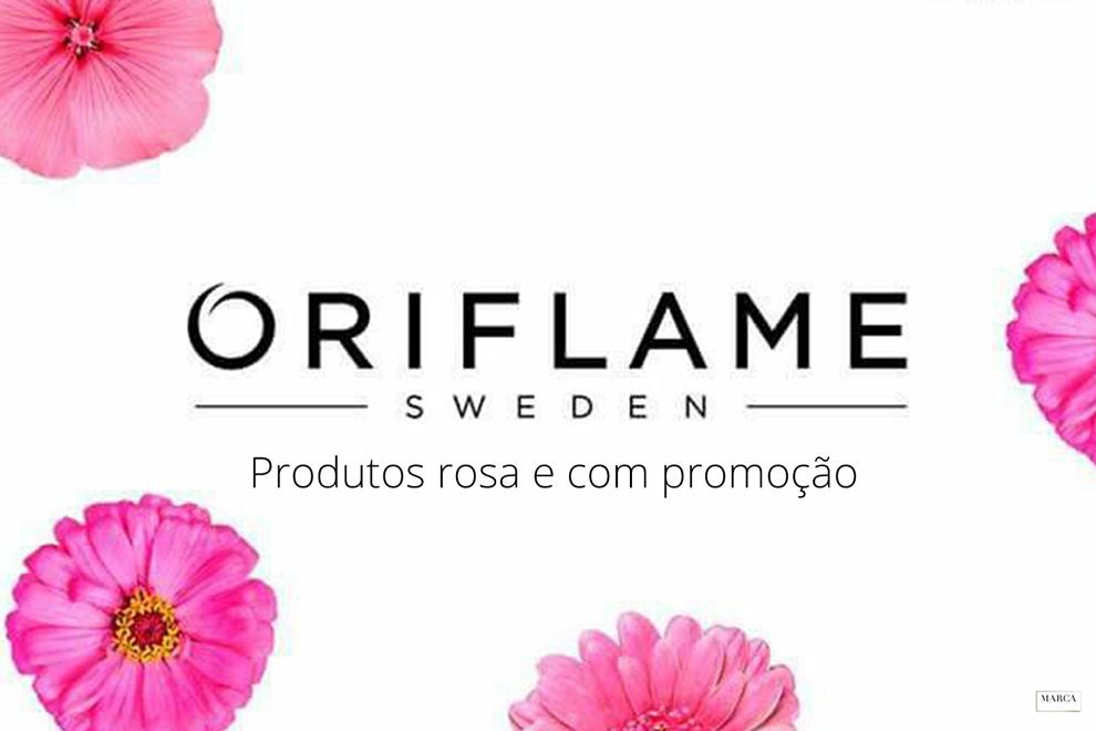 Oriflame produtos rosa e em promo marca branca oriflame stopboris Gallery