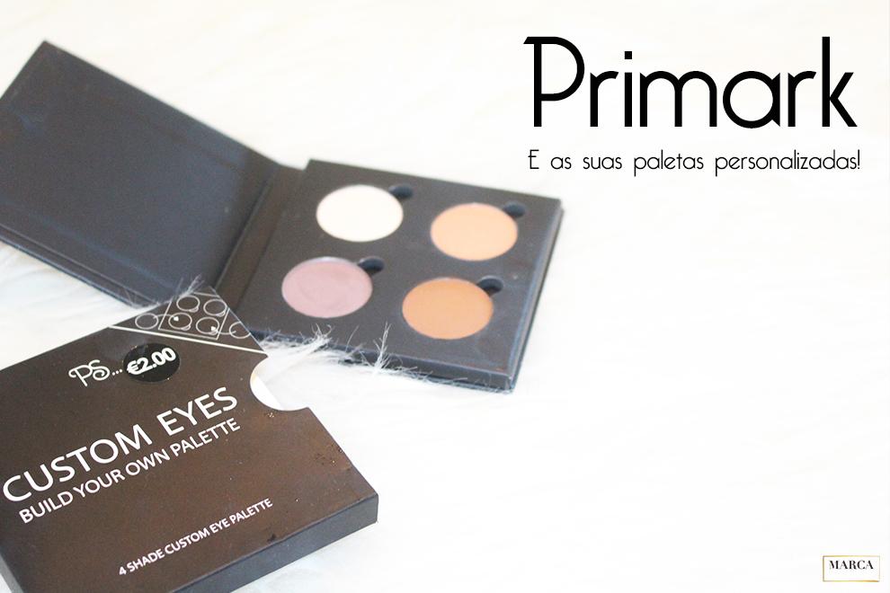 paletas personalizáveis primark