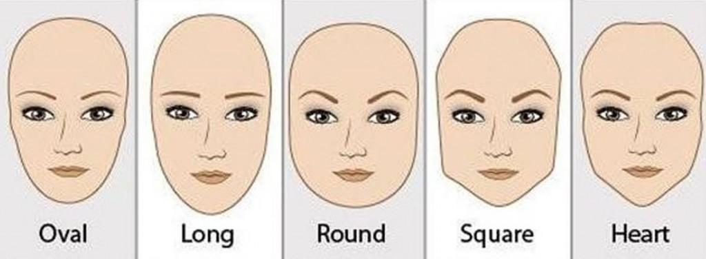 sobrancelha simétrica