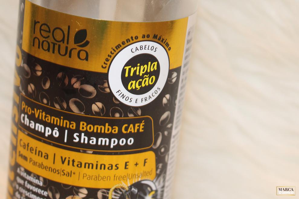 SOS Bomba Café da Real Natura