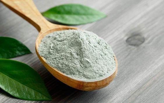 argila verde