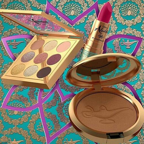 Colecção Aladdin da Disney pela MAC Cosmetics