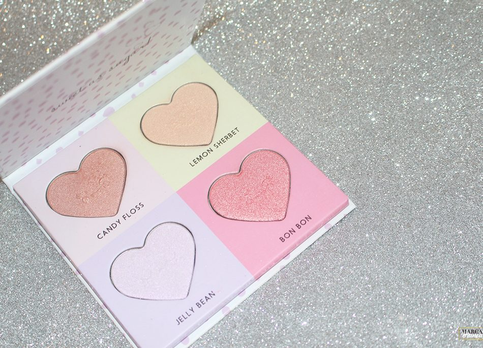 Sweet Cheeks Primark -  A paleta mais fofa