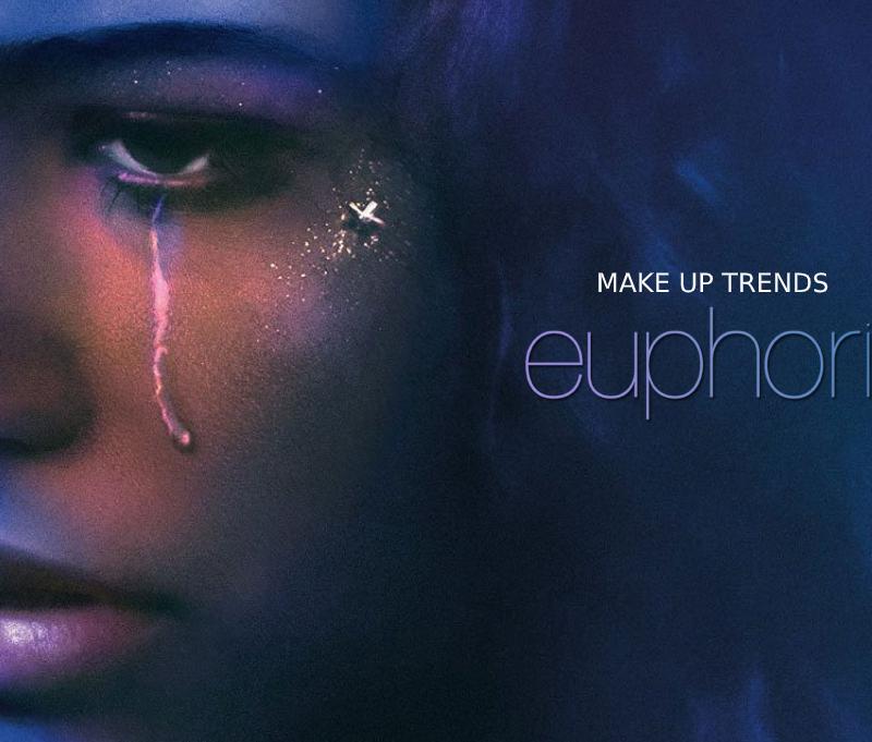 Euphoria Make up - Tendências de maquilhagem