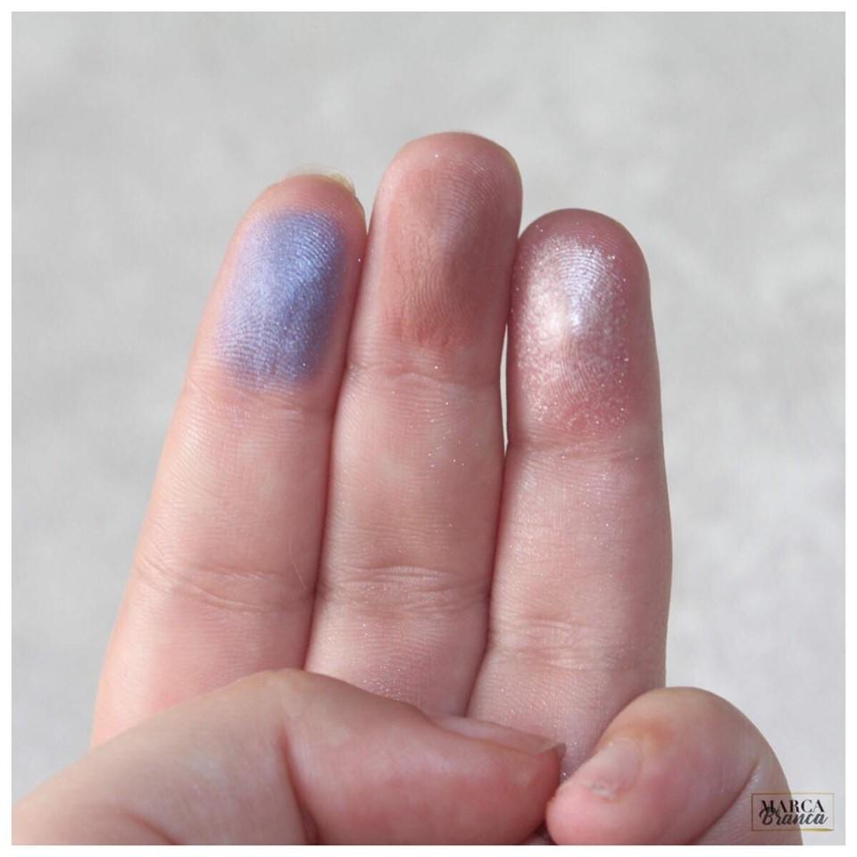 paletas em saldos revoution makeup review Snow Globe Palette Arctic e Snow Globe Palette Snowflake